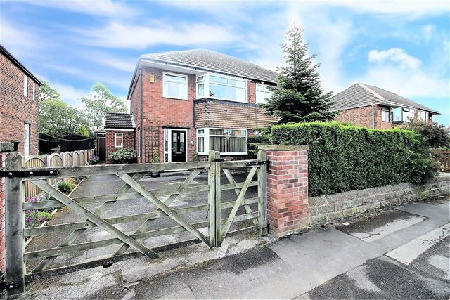 Thumbnail 3 bed semi-detached house for sale in Holderness Drive, Aston, Sheffield