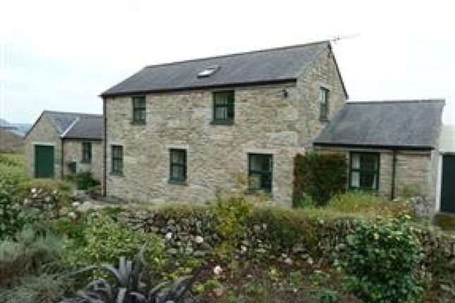 Thumbnail Barn conversion to rent in Race Hill, Bissoe, Truro