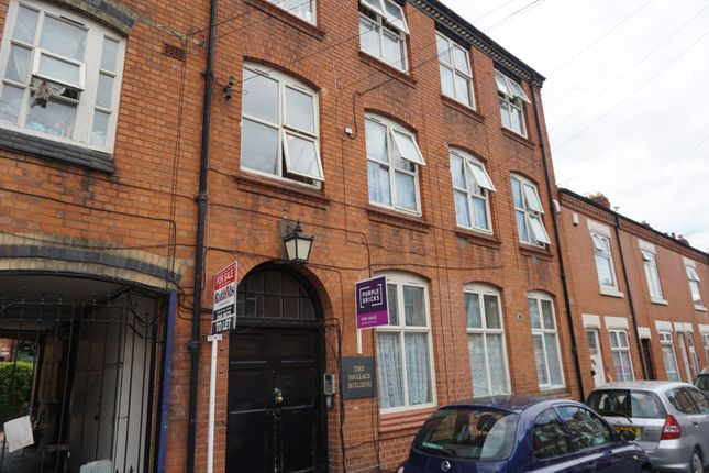 Front of 71-73 Moores Road, Leicester LE4