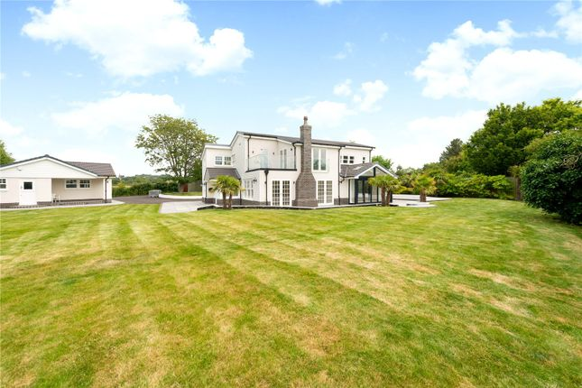 Thumbnail Detached house for sale in Station Road, Thurstaston, Cheshire