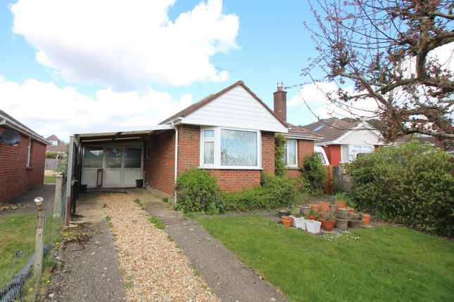 Thumbnail Detached bungalow for sale in Birchwood Road, Upton, Poole