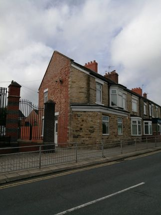 Thumbnail End terrace house for sale in Redworth Road, Shildon