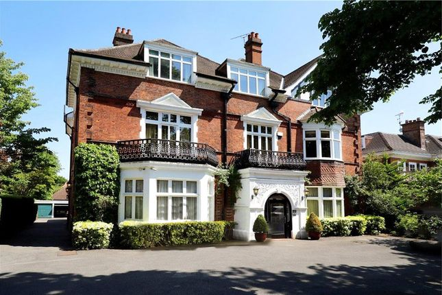 Thumbnail Flat for sale in Parkside, Wimbledon Common