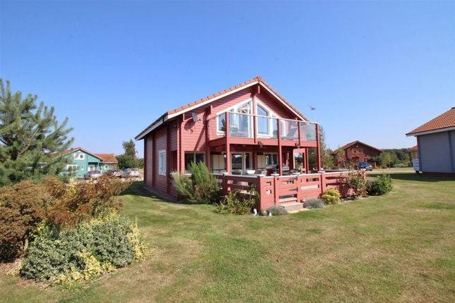 Thumbnail Detached house for sale in Fritton, Great Yarmouth