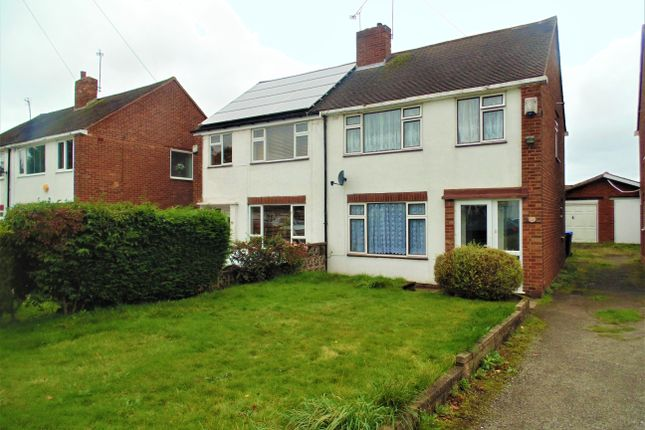 Thumbnail Semi-detached house to rent in Green Lane, Great Barr