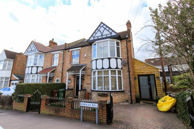 Thumbnail Semi-detached house for sale in Horsley Road, London