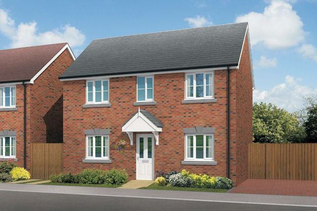 Thumbnail Detached house for sale in Whitehouse Drive, Kingstone, Hereford