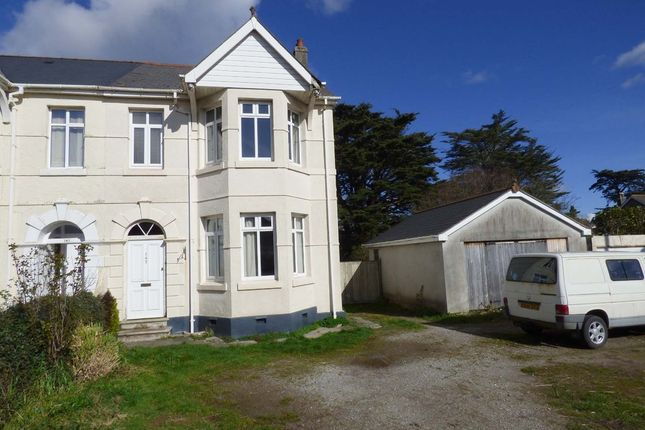 Thumbnail Semi-detached house for sale in Pomphlett Road, Plymstock, Plymouth