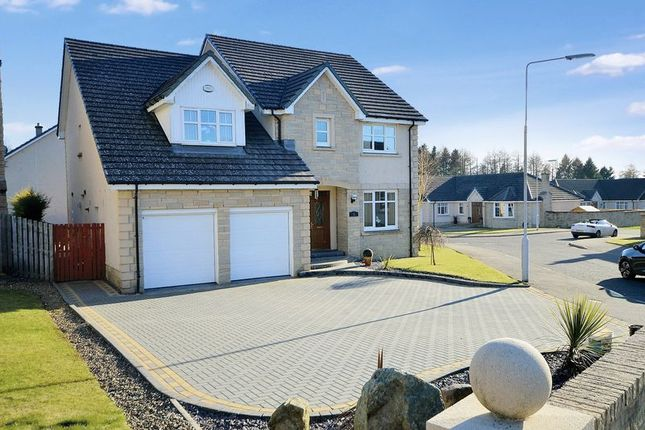Thumbnail Detached house for sale in Balgeddie Grove, Balgeddie, Glenrothes