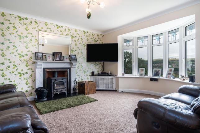 Living Room of Park Close, Coldean, Brighton, East Sussex BN1