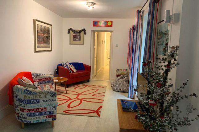 Thumbnail Flat to rent in Brunswick Place, Dawlish