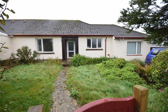 Thumbnail Semi-detached bungalow for sale in Warren Close, Torrington
