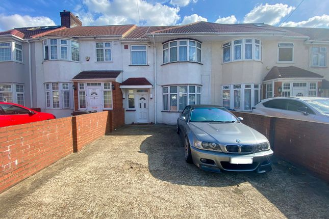 Thumbnail Terraced house to rent in Somerset Road, Southall