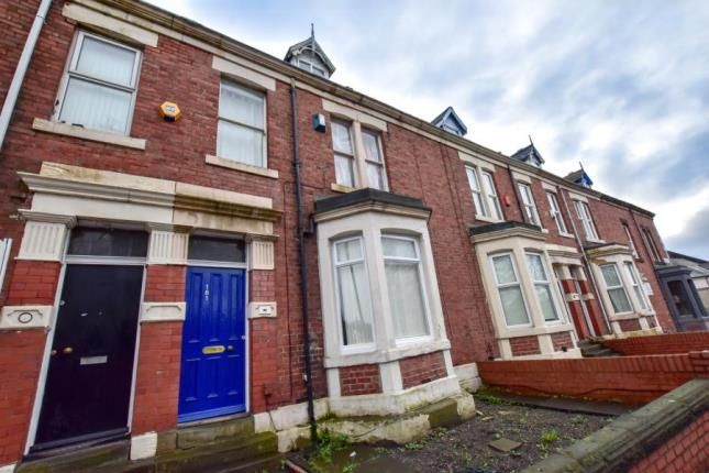 Thumbnail Terraced house for sale in Sandyford Road, Newcastle Upon Tyne, Tyne And Wear