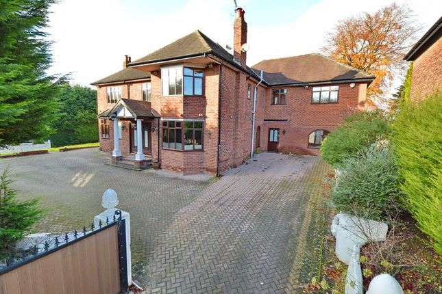 Thumbnail Detached house for sale in Castle Hill Road, Prestwich, Manchester