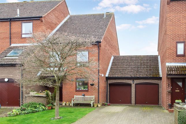 Thumbnail End terrace house for sale in Temple Mill Island, Marlow, Buckinghamshire