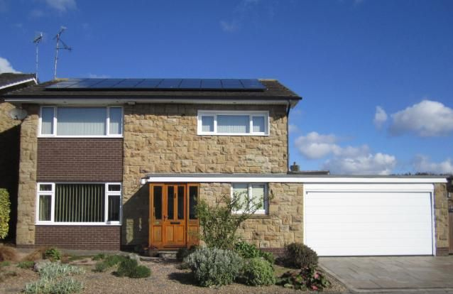 Thumbnail Detached house for sale in St. Leonards, Tickhill, Doncaster