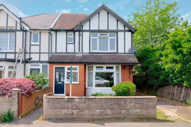 Thumbnail Semi-detached house for sale in Falkland Road, Southampton