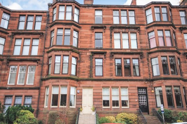 Thumbnail Flat to rent in Falkland Street, Hyndland, Glasgow