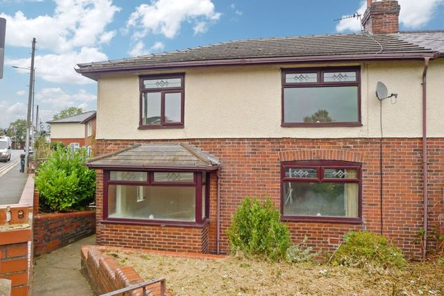 Thumbnail Semi-detached house for sale in Crompton Way, Tonge Fold, Bolton