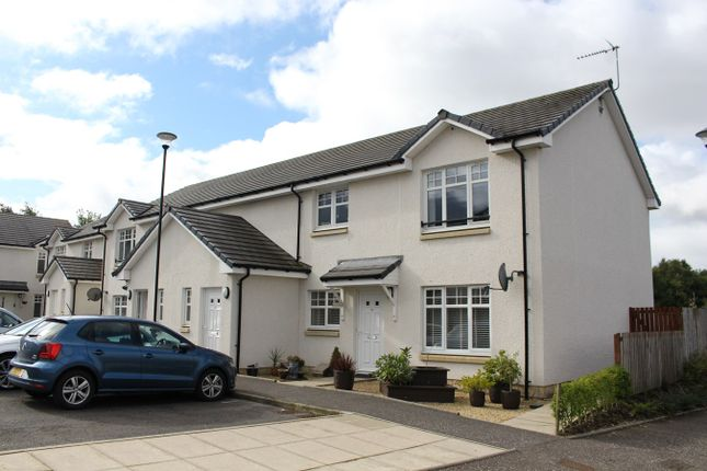 Thumbnail Flat for sale in Clement Loan, Dunblane