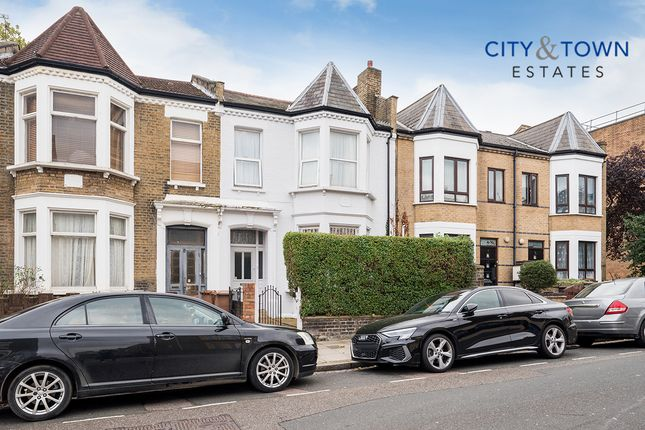 5 bed terraced house for sale in Farleigh Road, Stoke Newington N16