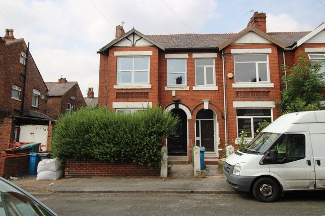 Thumbnail Property to rent in Berkeley Avenue, Manchester