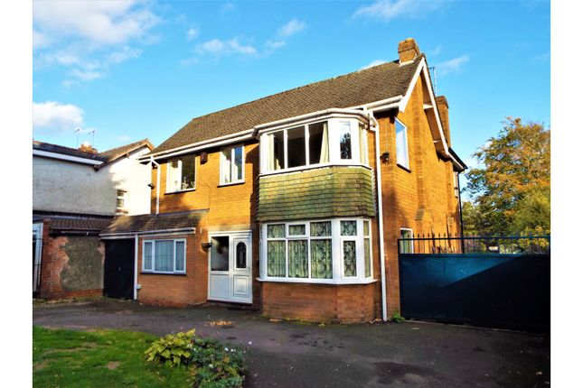 Thumbnail Detached house for sale in Crabmill Lane, Birmingham
