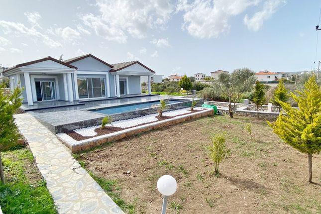 Thumbnail Detached bungalow for sale in Altinkum-Didim, Akbuk, Aegean, Turkey