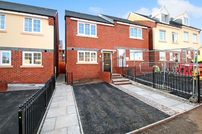 Thumbnail Semi-detached house for sale in Off Bucknall New Road, Hanley, Stoke-On-Trent