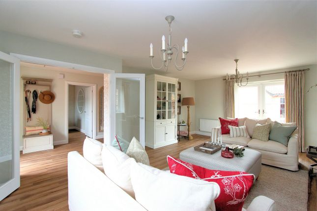 Thumbnail Detached house for sale in Cotswold Homes, The Paddocks, Tytherington