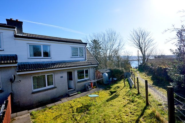 Thumbnail End terrace house for sale in 1 Jubilee Terrace, Tobermory, Isle Of Mull