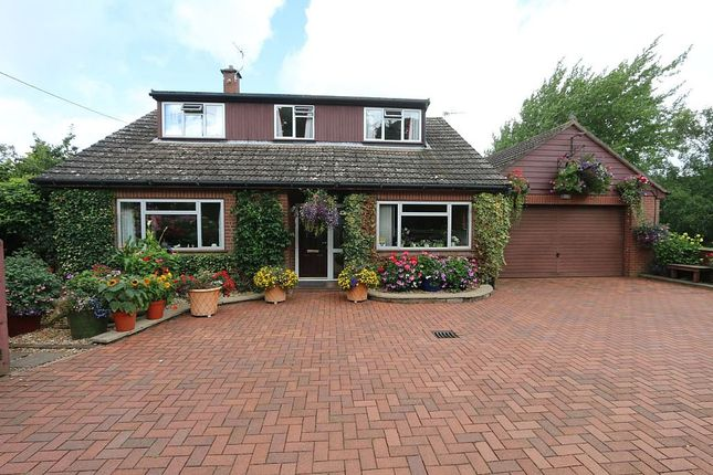 Thumbnail Detached house for sale in Startlewood Lane, Ruyton-XI-Towns, Shrewsbury, Shropshire