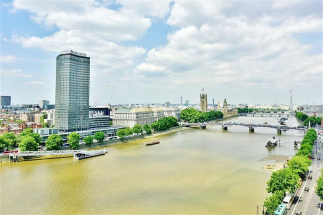 Thumbnail Flat for sale in Merano Residences, 30 Albert Embankment, London