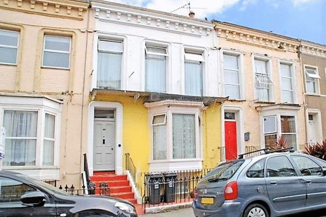 Thumbnail Town house for sale in Ethelbert Road, Margate