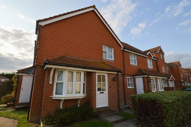 Thumbnail Property to rent in Falmouth Close, Eastbourne