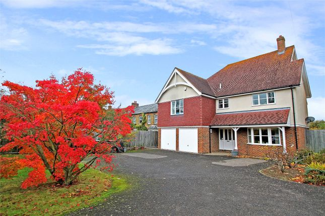 Thumbnail Detached house for sale in Island Road, Upstreet, Canterbury