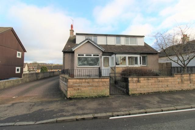 Thumbnail Detached house for sale in 44 Race Road, Bathgate