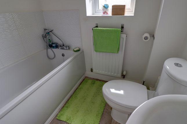 Bathroom of Flint Street, Weston Coyney, Stoke-On-Trent ST3