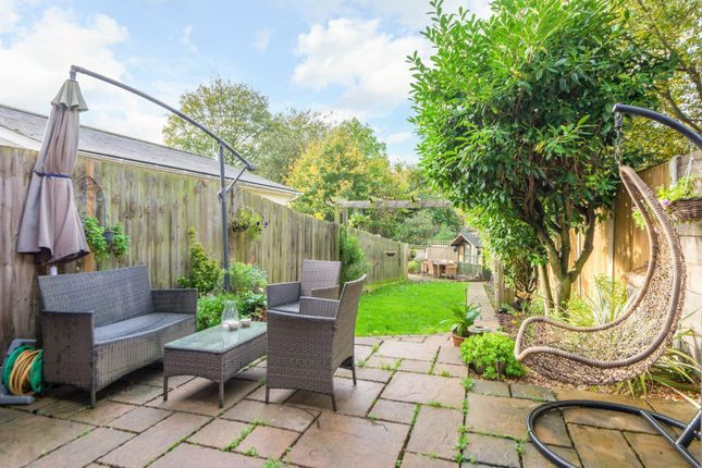 Rear Garden of Silver Hill Road, Willesborough Lees, Ashford TN24