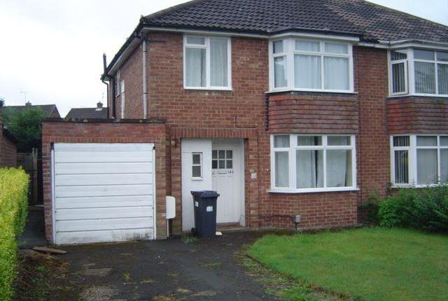 Thumbnail Semi-detached house to rent in 140 Brunswick Street, Leamington Spa