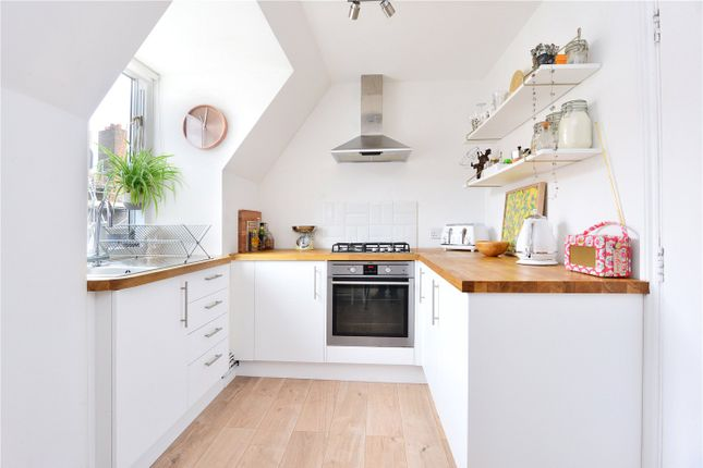 Kitchen Part One of Goldwell House, East Dulwich Estate, East Dulwich, London SE22