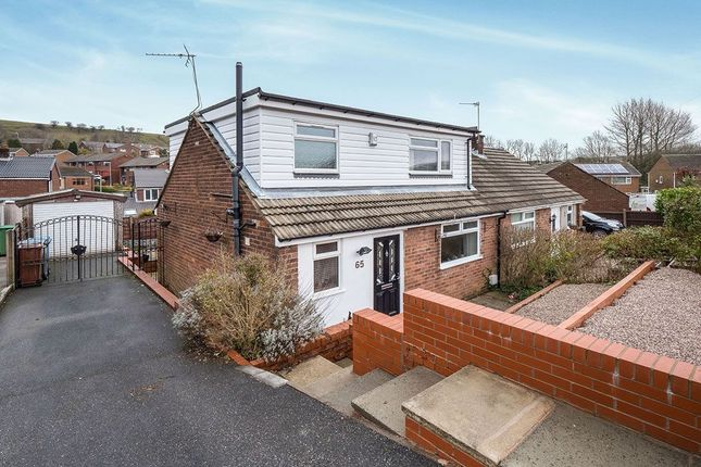 Thumbnail Bungalow for sale in Great Meadow, Shaw, Oldham
