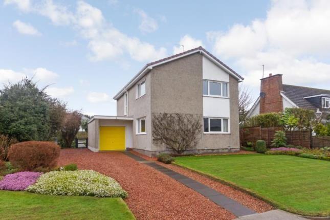 Thumbnail Detached house for sale in Raith Gardens, Kirkcaldy, Fife