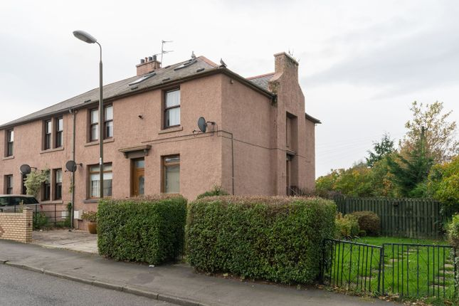 Thumbnail Flat for sale in Stoneybank Crescent, Musselburgh, Musselburgh