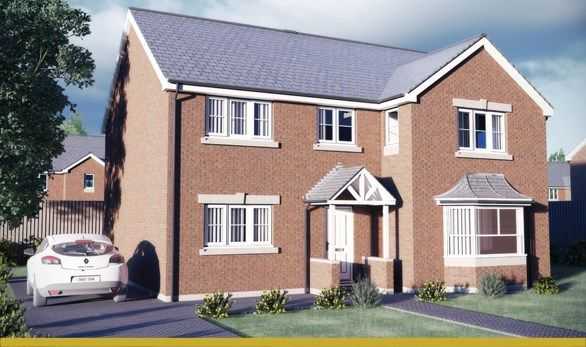 Thumbnail Detached house for sale in Llys-Y-Parc, Davis Street, Aberaman, Aberdare