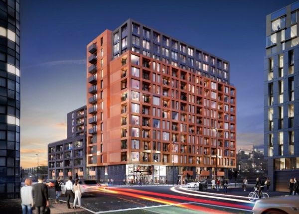 Thumbnail Flat for sale in X1 The Tower Apartments, Sefton Street, Liverpool