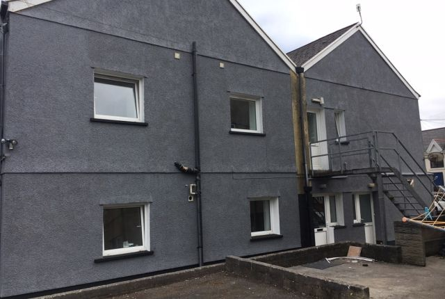Thumbnail Flat to rent in Terminus House, Neath