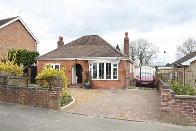 Thumbnail Detached bungalow for sale in Staple Hall Road, Bletchley, Milton Keynes