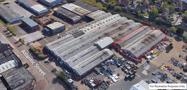 Thumbnail Light industrial to let in Units & U6, Atlantic Street, Altrincham, Cheshire